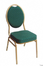Jordon Stacking Conference Chair in Green